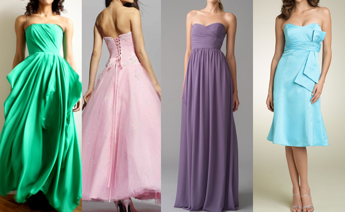 Image of bridesmaid dresses