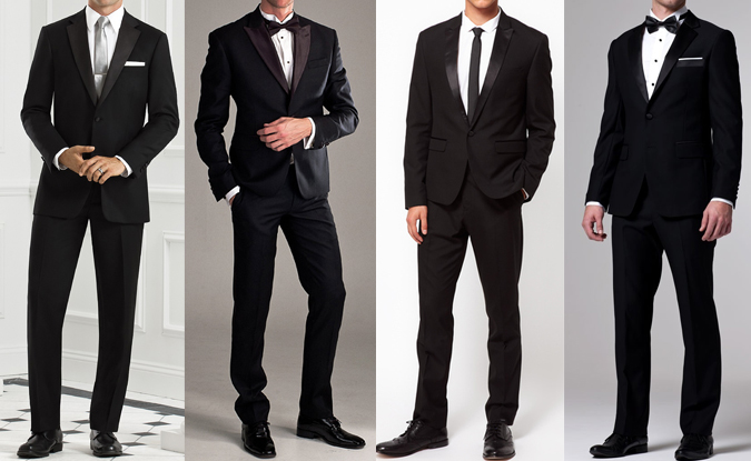 Image of tuxedos